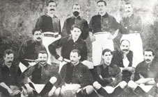 نبذه عن تاريخ النادي برشلونة