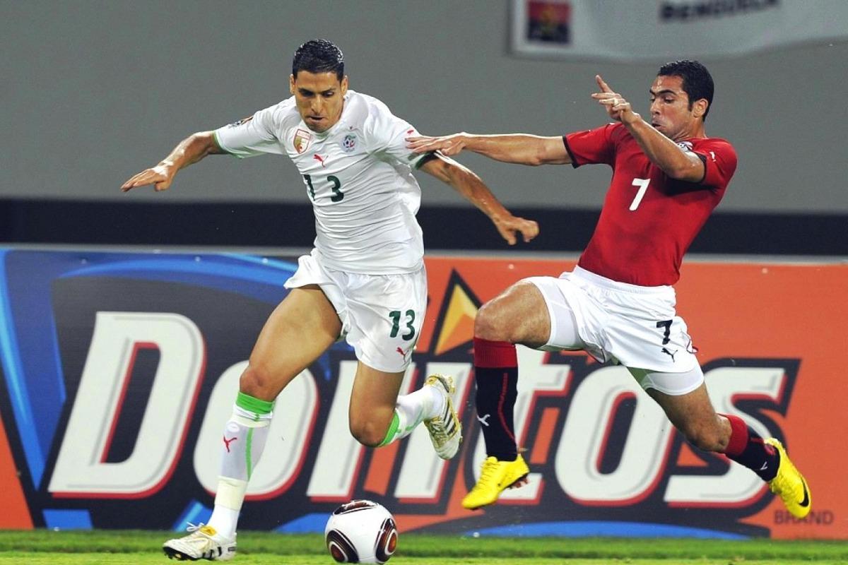 بطولة كأس العرب 2021 : الداربي التاريخي بين الجزائر ومصر بنكهة عربية 2