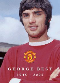 Deces de George Best  1946/2005 Sdfsd