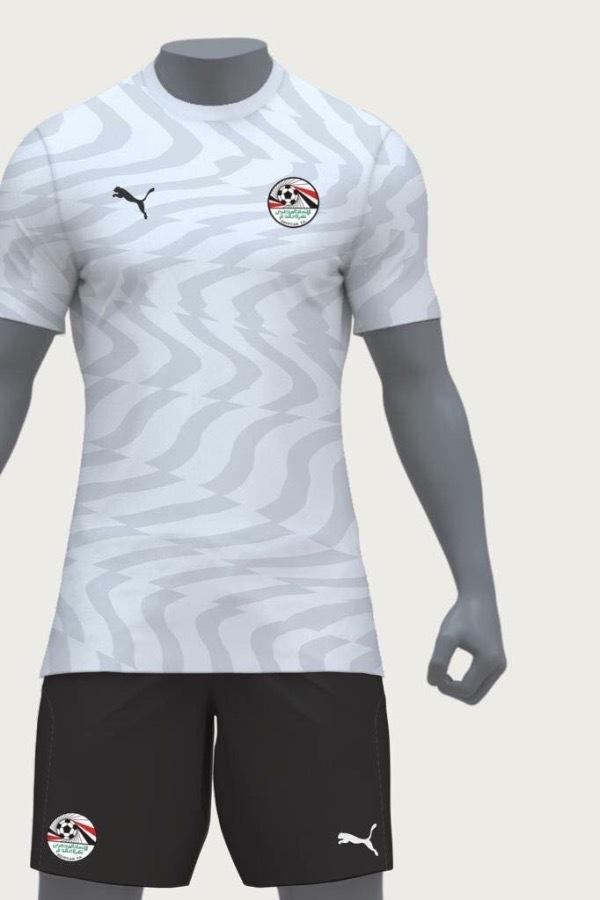 شاهد القميص الجديد للمنتخب المصري 25