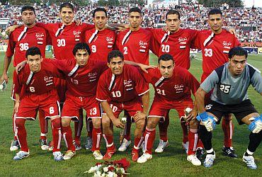 تقديم مباراة سوريا وايران
