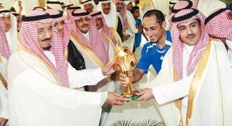الزعيم إثبات الزعامة الرياض ويواصل البطولات السعودية باللقب