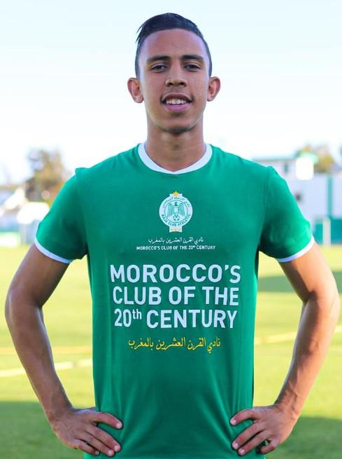 بالصور: قمصان خاصة للرجاء بمناسبة نادي القرن في المغرب