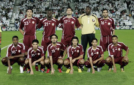 منتخب قطر الوطني Team